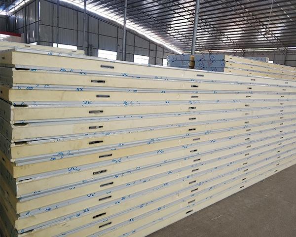 广西冷库板厂家:冷库板使用注意事项