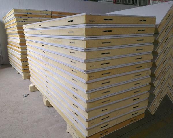 南宁聚氨酯冷库板厂家:冷库安装流程