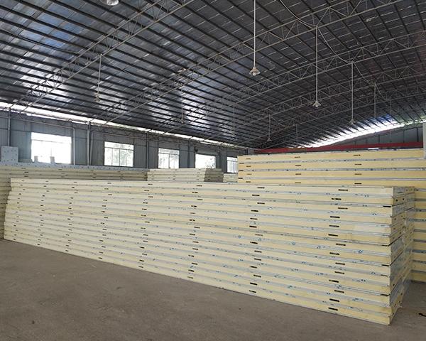 南宁冷库墙板、顶板安装的安装流程